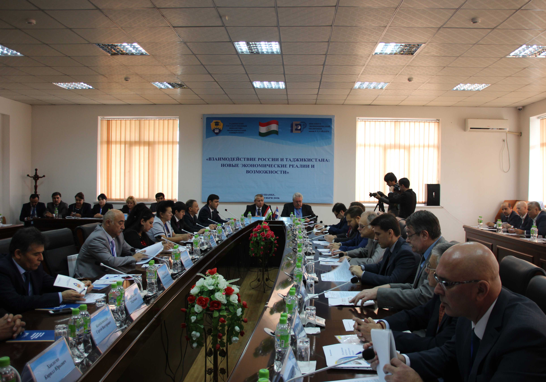 В период с 4 по 6 октября 2018 года состоялся визит в Таджикистан делегации Президентской академии во главе с ректором Владимиром Мау