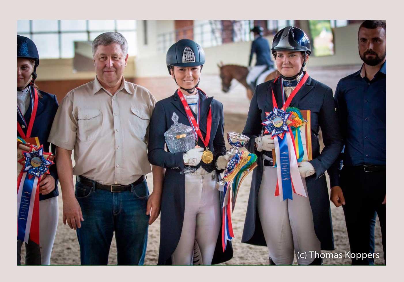 Студентка РАНХиГС стала судьей 2-ой категории в конном спорте