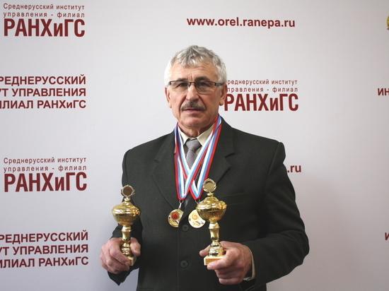 Профессор РАНХиГС – чемпион мира