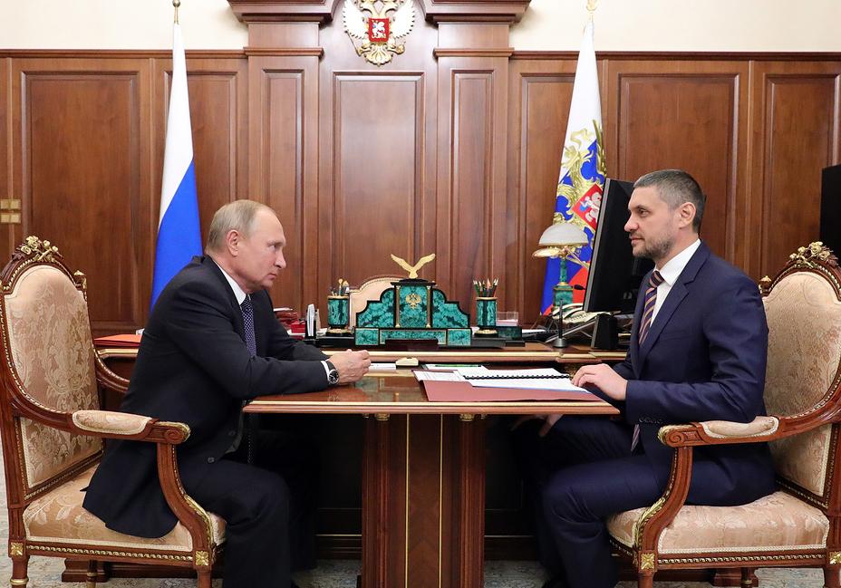 Забайкальский край возглавил выпускник РАНХиГС