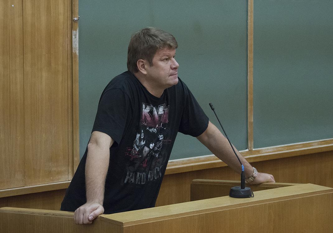 Дмитрий Губерниев: «Умение говорить публично необходимо всем»