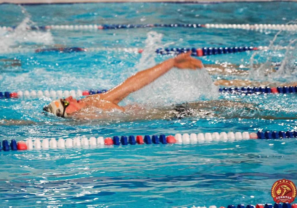 11 медалей у пловцов РАНХиГС