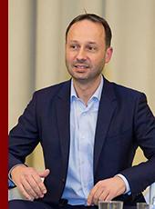 Генеральный менеджер Gucci в России Гийом Аликс