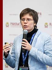 Вице-президент Центра стратегических разработок Марии Шклярук