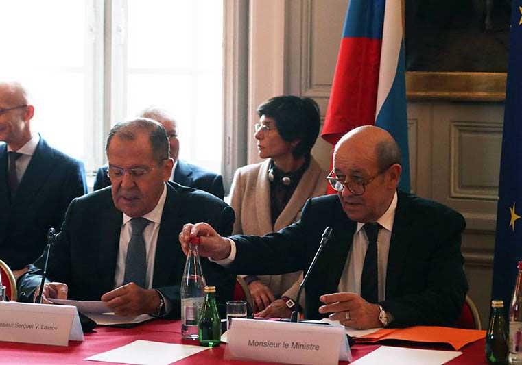 Заседание Координационного совета Трианонского диалога