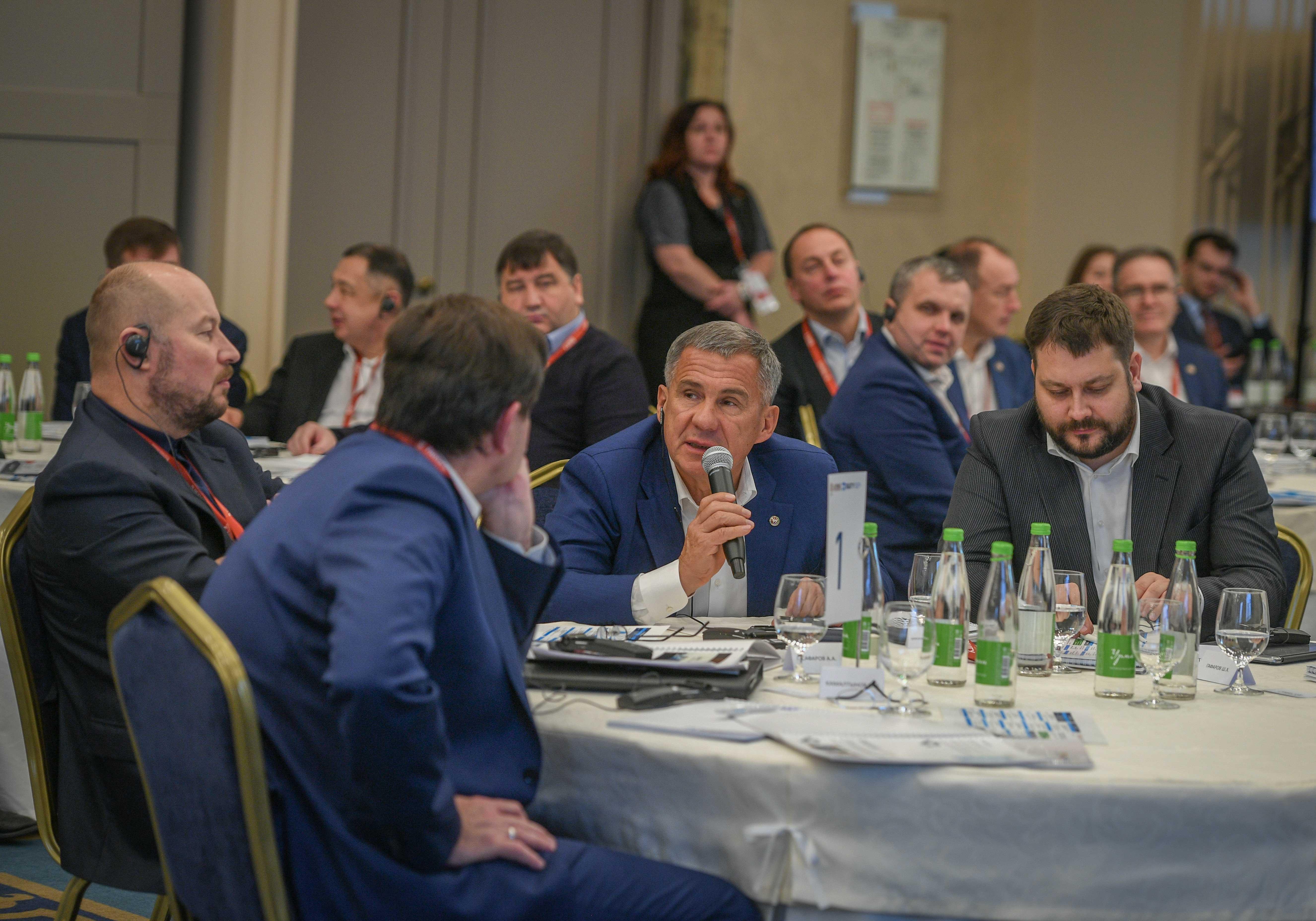Рустам Минниханов: Мы должны быть готовы к новым вызовам эры цифровизации