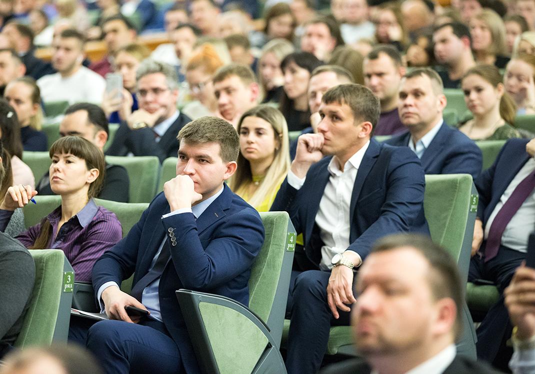 Сергей Шахрай выступил в РАНХиГС