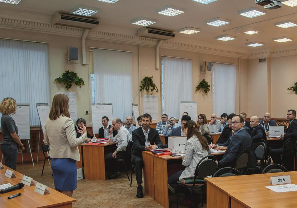 Полуфиналисты конкурса «Лидеры России» вышли на старт в Нижнем