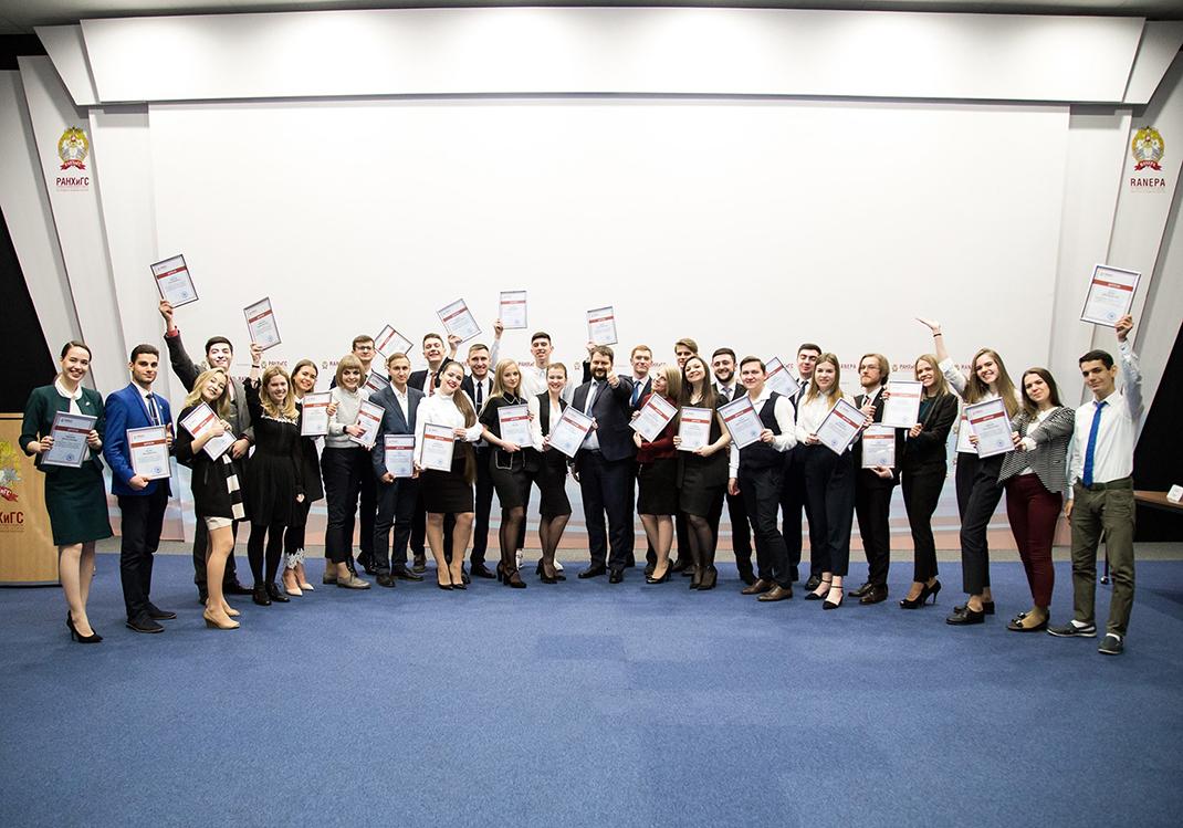 Гордость Академии: определились«Студенты года» 2017-2018
