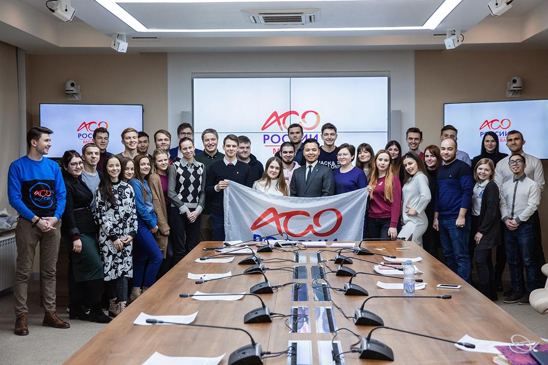 Амир Сараков – новый председатель АСО Москвы