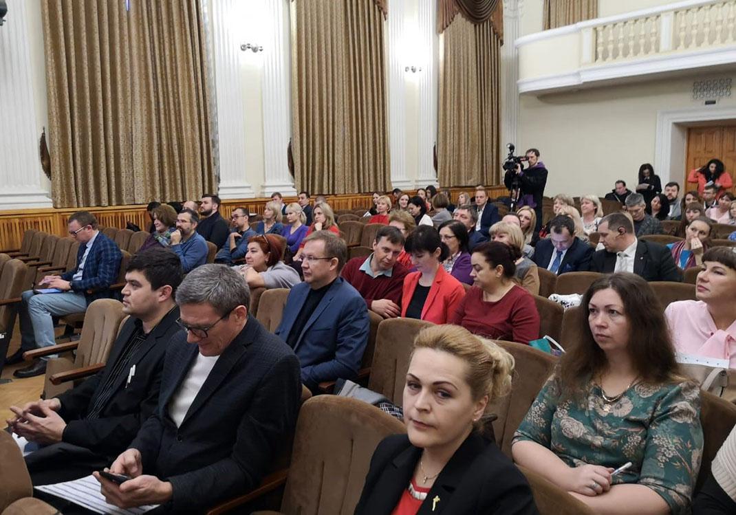 В Севастополе стартовала пилотная программа подготовки региональных управленческих кадров