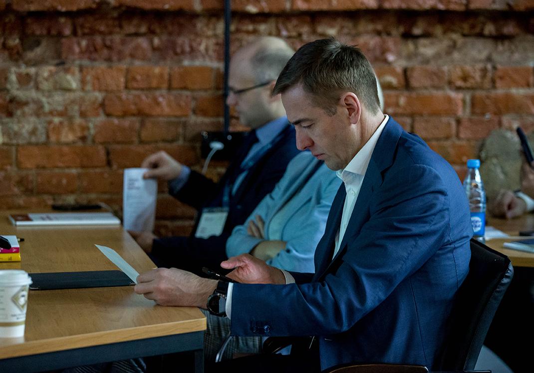 Заместители министра обучаются цифровой трансформации