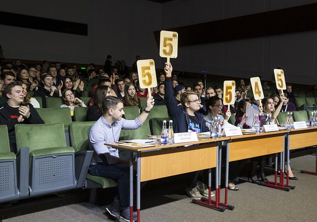 Кубок Академии по КВН достался команде «Фрики лайк ми»