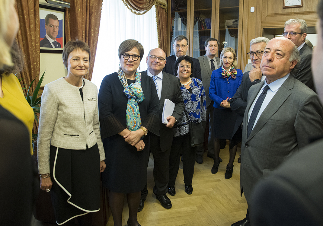 Владимир Мау примет участие в российско-испанском круглом столе по вопросам взаимодействия университетов