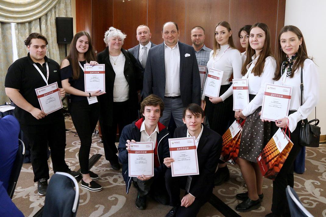 Студенты Президентской академии признаны самыми гостеприимными