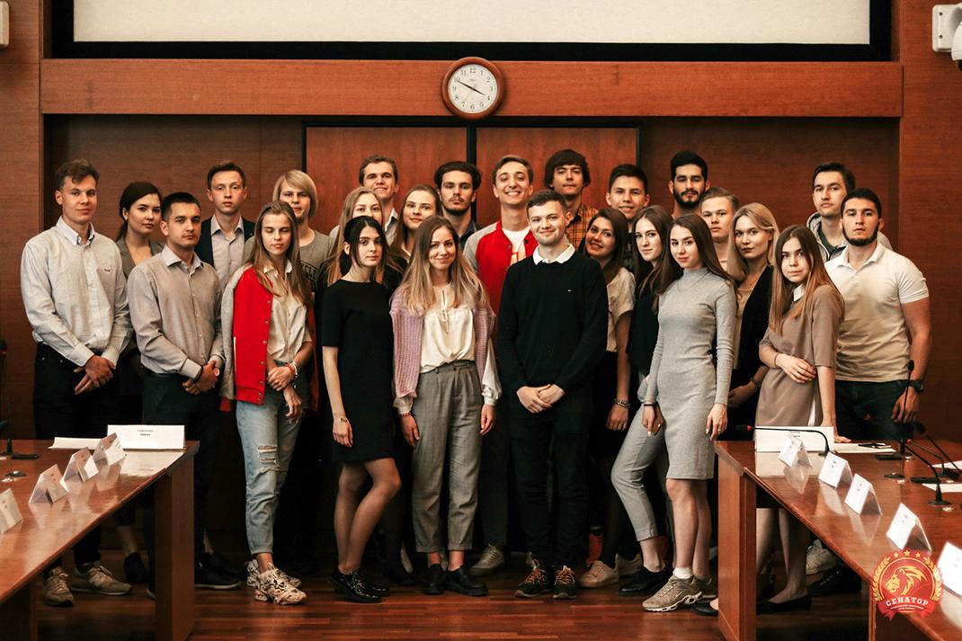 Илья Андреев – новый председатель Совета ССК «Сенатор»