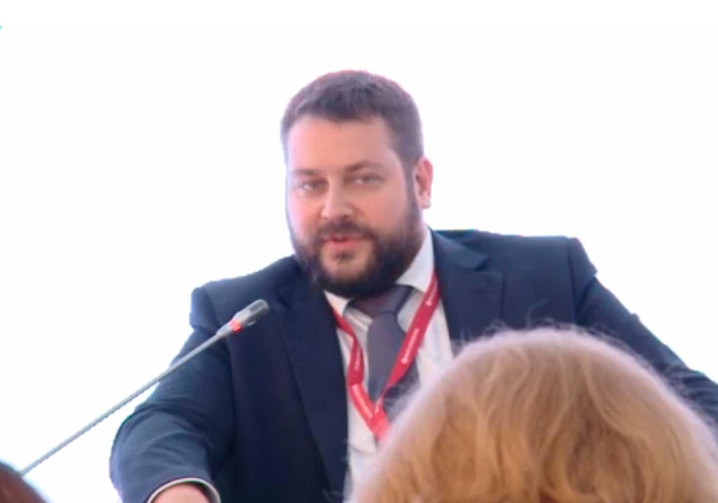 ПМЭФ'19: Иван Федотов выступил на Петербургском международном экономическом форуме