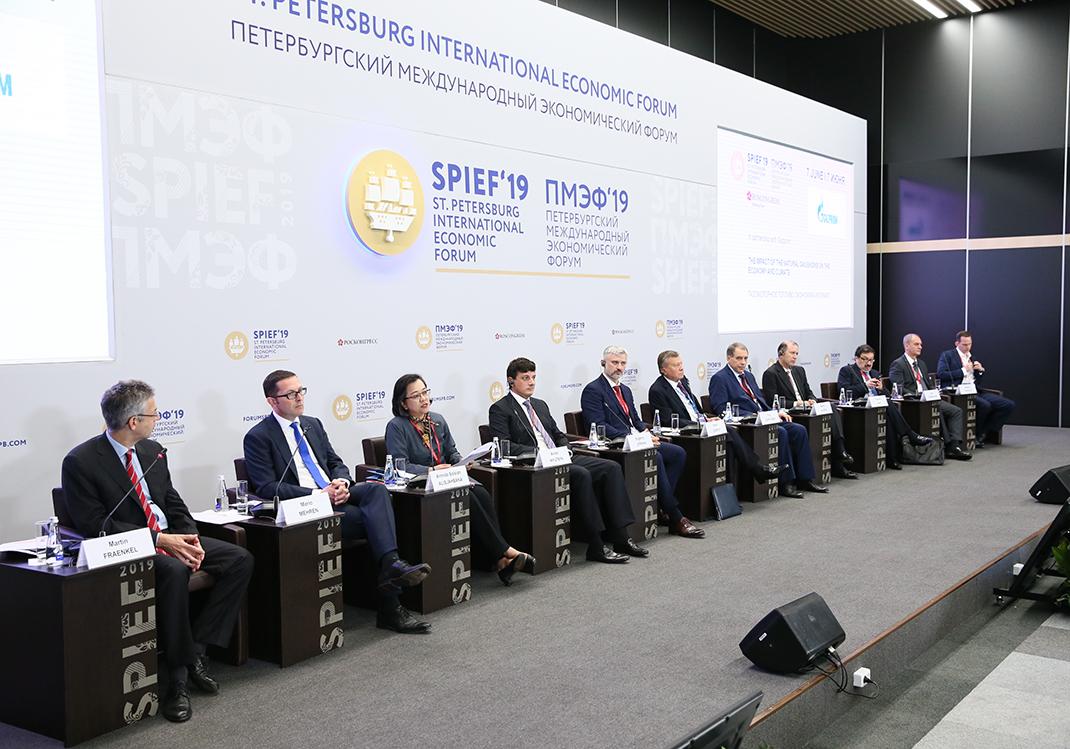 Владимир Мау на ПМЭФ-2019: Президентская академия представит доклад о реализации регионами нацпроектов на Гайдаровском форуме-2020