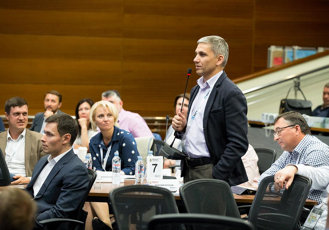 Алексей Комиссаров выделил ключевые качества управленцев: умение учиться и способность адаптироваться