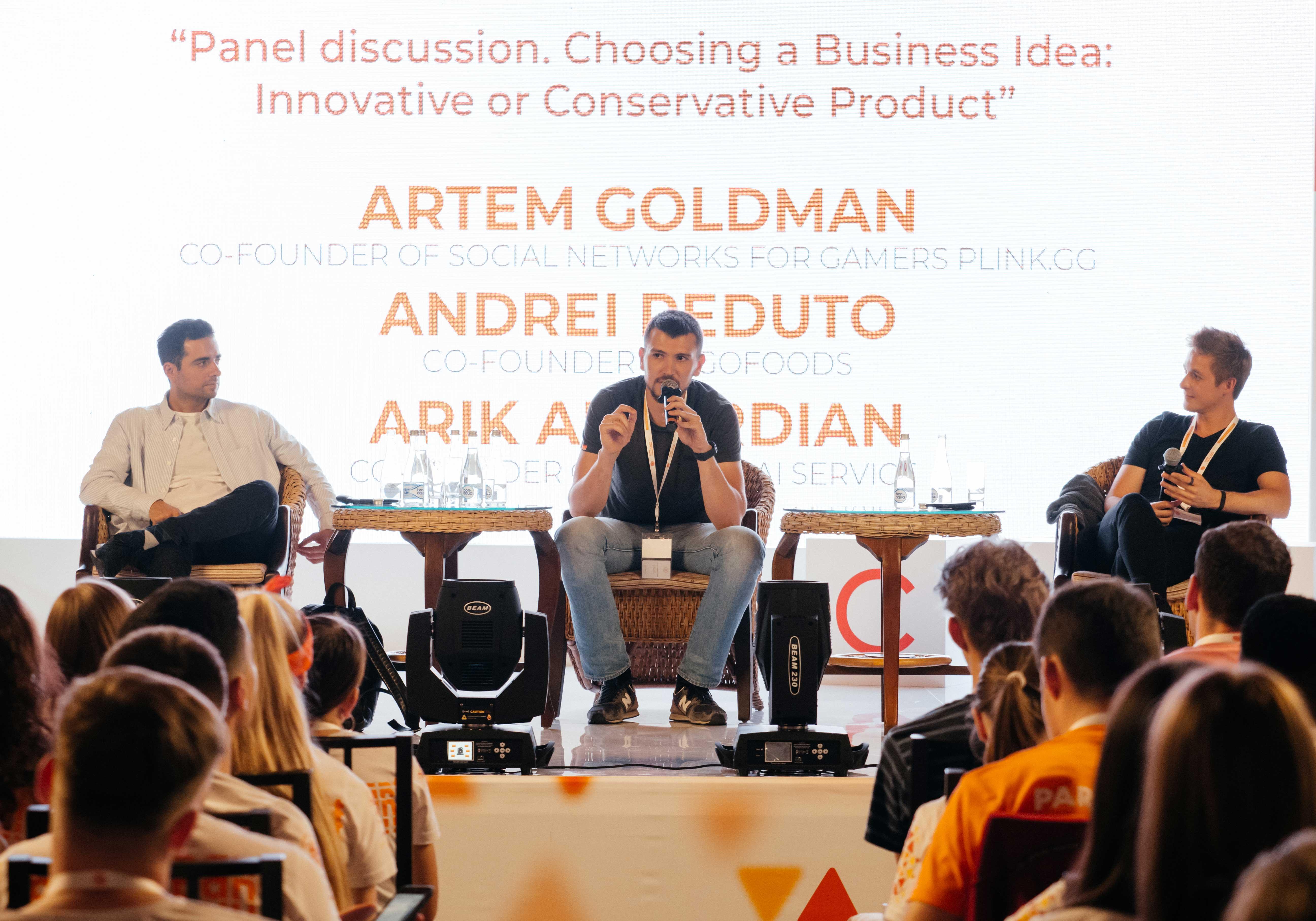 Молодые и успешные предприниматели учат участников Летнего кампуса строить бизнес (ВИДЕО)