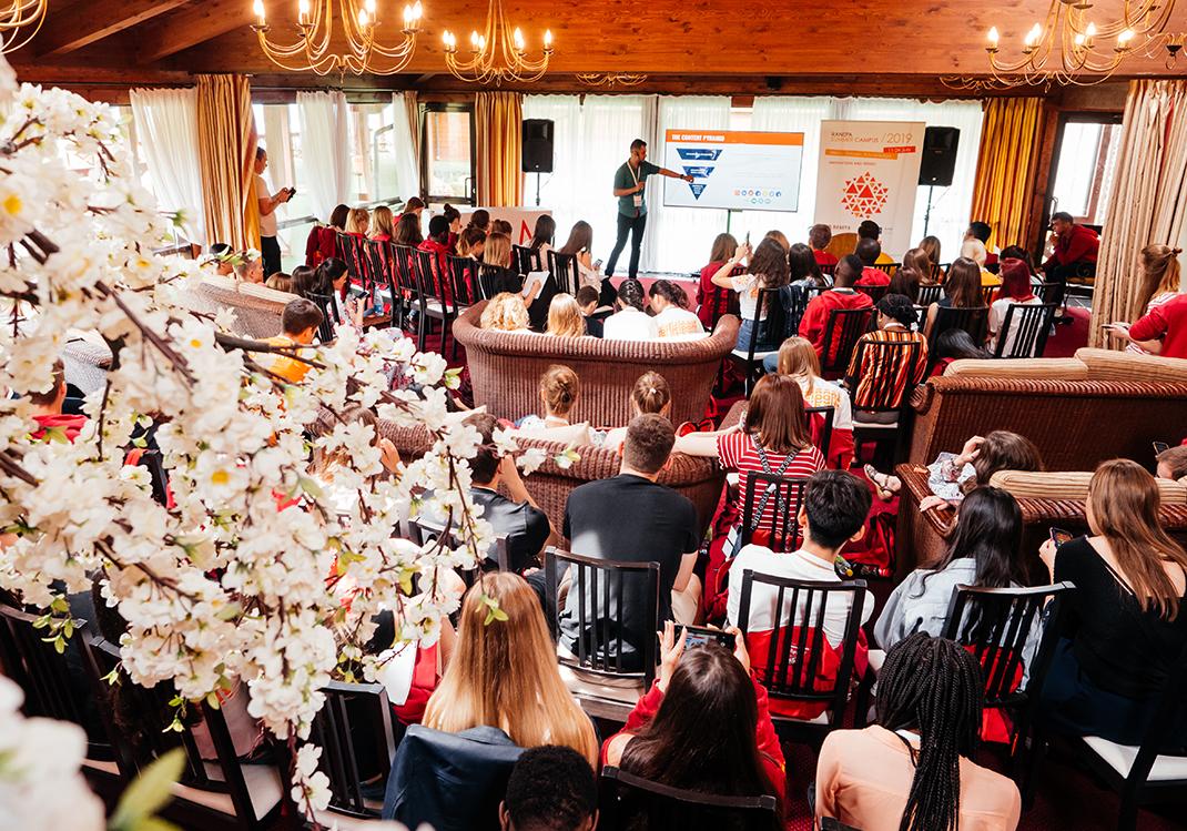 Участники Летнего кампуса РАНХиГС учились строить личный бренд