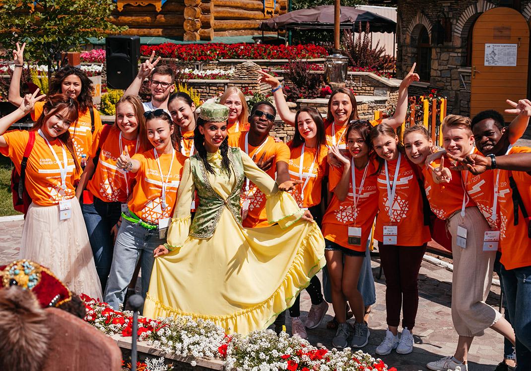 Участники Летнего кампуса открыли для себя красоты Казани