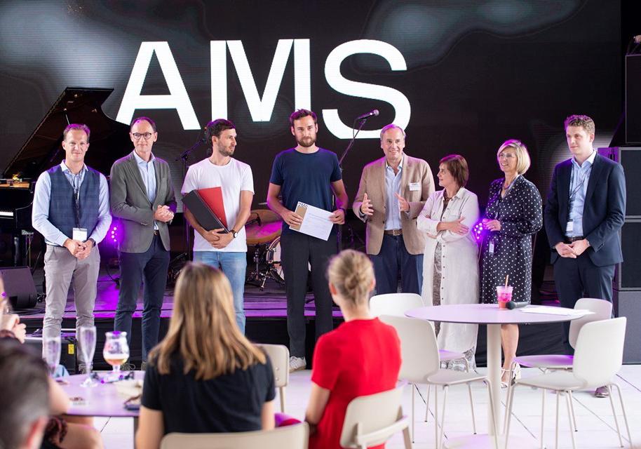 Партнер РАНХиГС Antwerp Management School отметила 60-летний юбилей