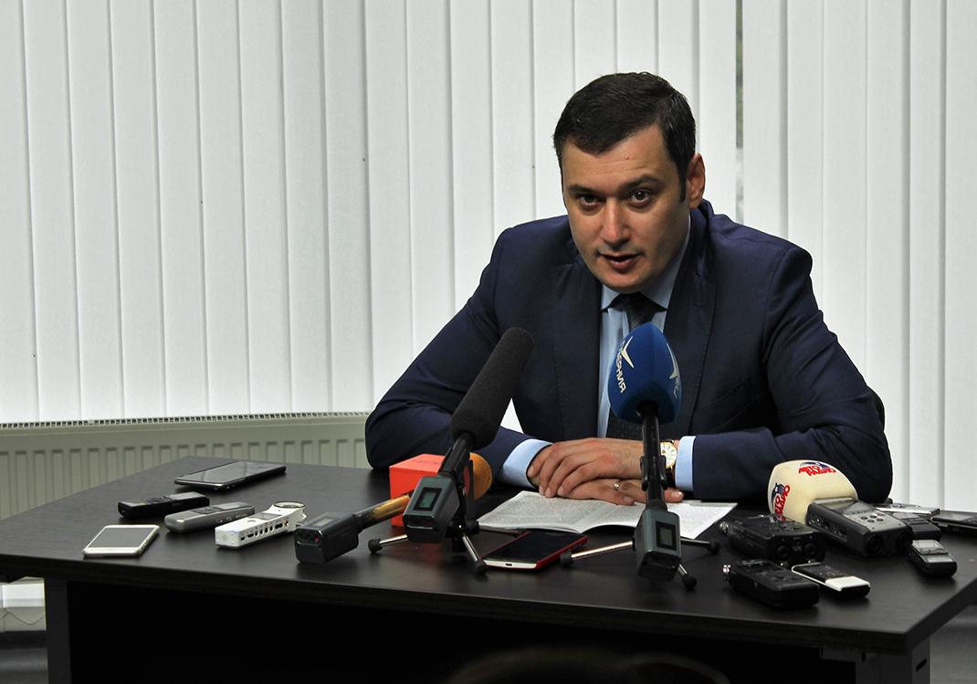Встреча с депутатом Госдумы Александром Хинштейном