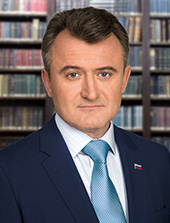 Выпускник РАНХиГС Василий Мельников