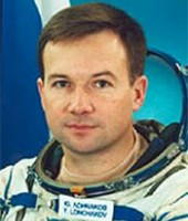 Lonchakov Yury: Cosmonaut, Official Hero of Russia, Cosmonaut flight comander