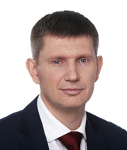 Reshetnikov Maksim: 2020 – present – Minister of Economic Development of the Russian Federation; 2017– 2020, Governor of the Perm Territory