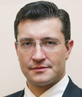 Nikitin Gleb: 2018 – present, Governor of the Nizhny Novgorod region; 2013 – 2017, First Deputy Minister of Industry and Trade of the Russian Federation