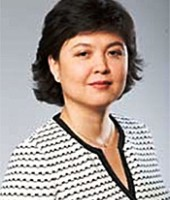 Moldazhanova Gulzhan: 2012 – present, General Director of Bazovy Element Company Group