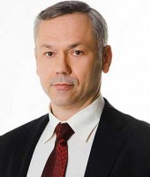 Travnikov Andrey: 2018 – present, Governor of the Novosibirsk region
