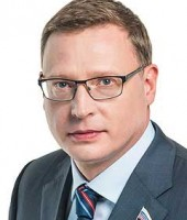 Burkov Alexander: 2018 – present, Governor of the Omsk region; 2016 – 2017, State Duma Deputy