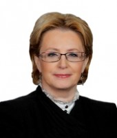 Skvortsova Veronika: 2020 - present - Head of the Federal Medical-Biological Agency; 2012 - 2020, Minister of Healthcare of the Russian Federation