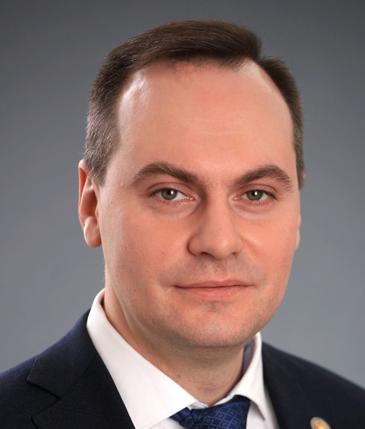 Zdunov Artyom: 2020 - present - Acting Head of the Republic of Mordovia