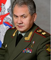 Shoigu Sergei: 2012 – present, Minister of Defence; 2012 – Governor of the Moscow Region; 1994–2012, Minister for Civil Defense Affairs, Emergencies, and Disaster Control