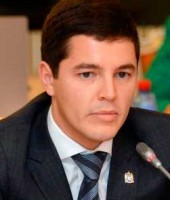 Artyukhov Dmitry: 2018 – present, Governor of the Yamalo-Nenets region